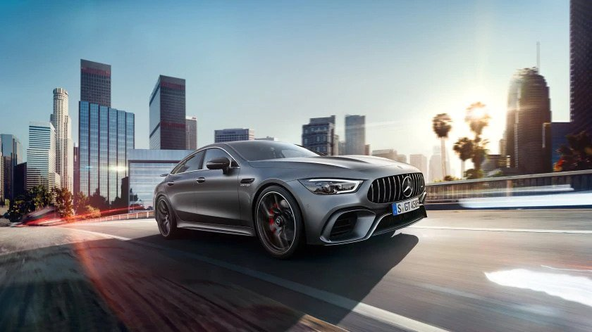 Mercedes-AMG GT 63 4MATIC+